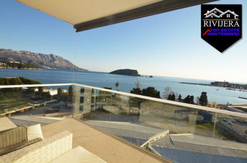 Luxury apartment in Tre Canne, Budva-Top Estate Montenegro