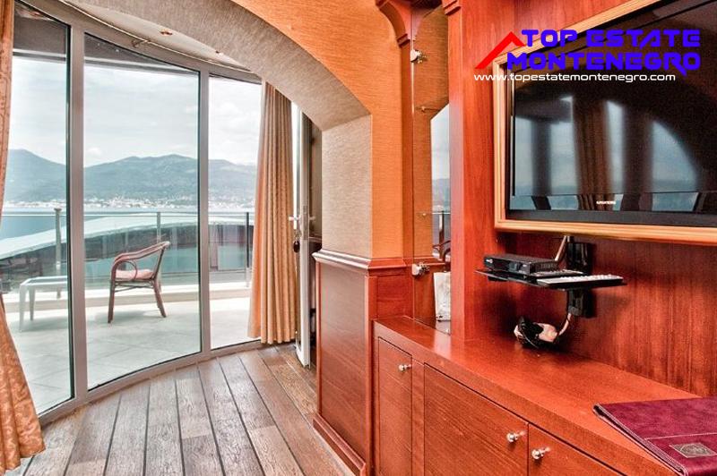 Villa on the seashore Tivat