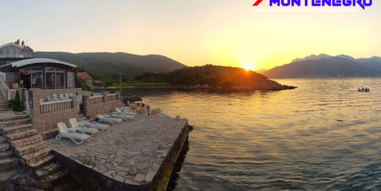 Villa on the seashore Bjelila, Tivat-Top Estate Montenegro