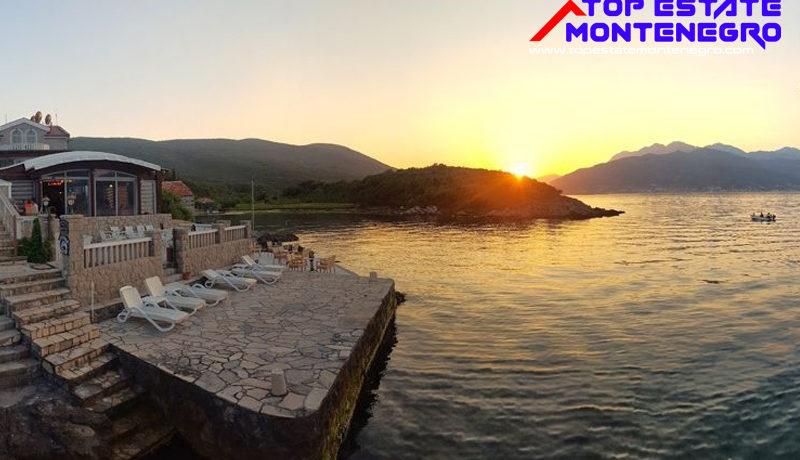 Villa on the seashore Bjelila, Tivat-Top Estate Montenegro