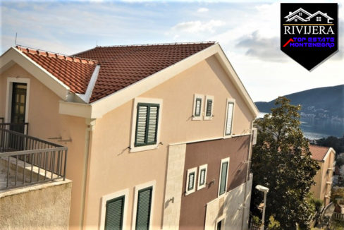 New apartment overlooking the sea Igalo, Herceg Novi-Top Estate Montenegro