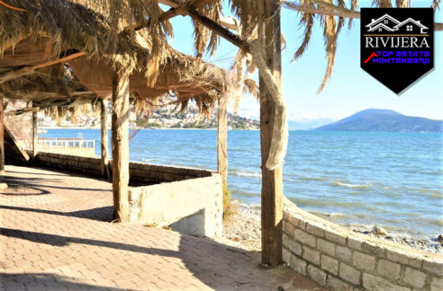House with plot on the coast Igalo, Herceg Novi-Top Estate Montenegro