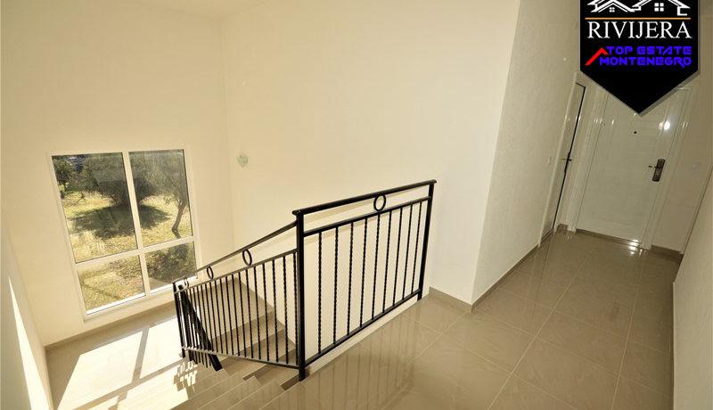 Neue komfortable Wohnung mit Meerblick Kumbor, Herceg Novi-Top Immobilien Montenegro