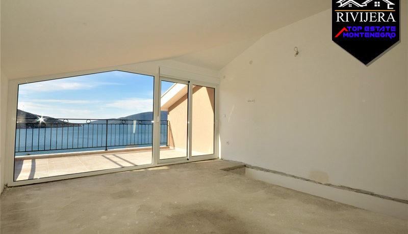 Neue Maisonette Wohnung mit Meerblick Kumbor, Herceg Novi-Top Immobilien Montenegro