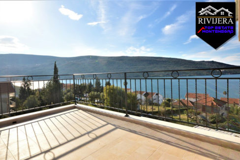 New penthouse flat with sea view Kumbor, Herceg Novi-Top Estate Montenegro