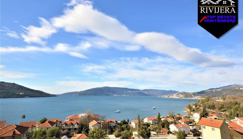 Nov komforan apartman sa pogledom na more Kumbor, Herceg Novi-Top Nekretnine Crna Gora