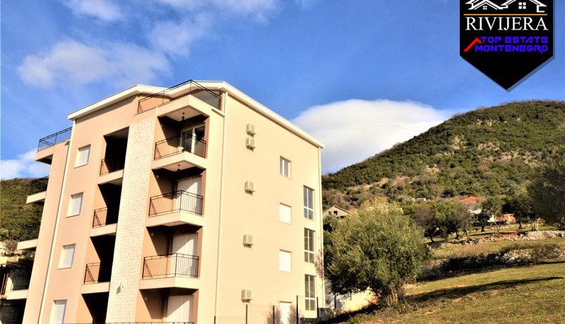 Tolle Wohnung mit Meerblick Kumbor, Herceg Novi-Top Immobilien Montenegro
