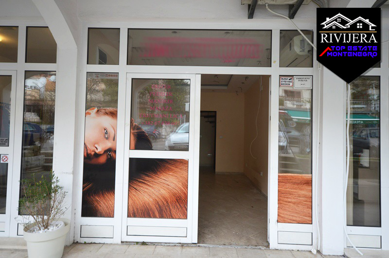 Attractive business premises Savina, Herceg Novi