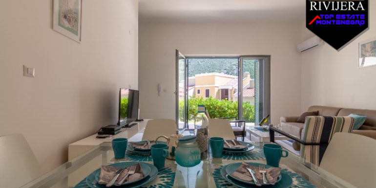 Modern two bedroom apartment Morinj, Kotor-Top Estate Montenegro