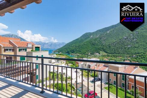 Great apartment with sea view Morinj, Kotor-Top Estate Montenegro