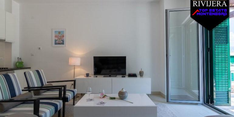 Modern two bedroom apartment Morinj, Kotor-Top Estate Montenegro