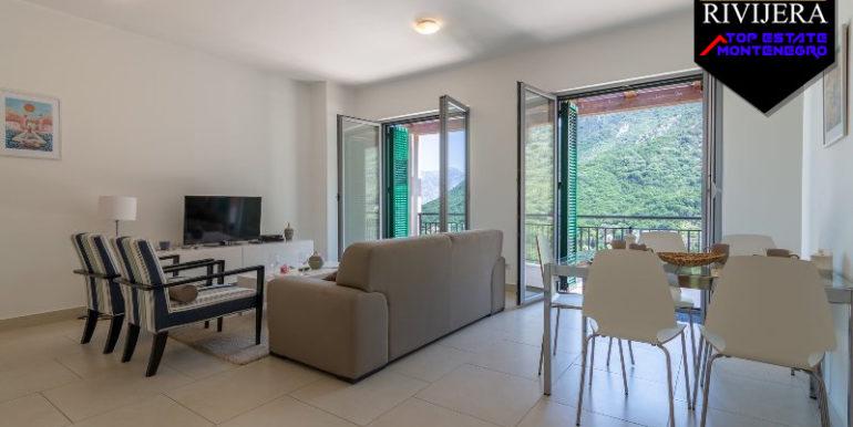 Tolle Wohnung mit Meerblick Morinj, Kotor-Top Immobilien Montenegro