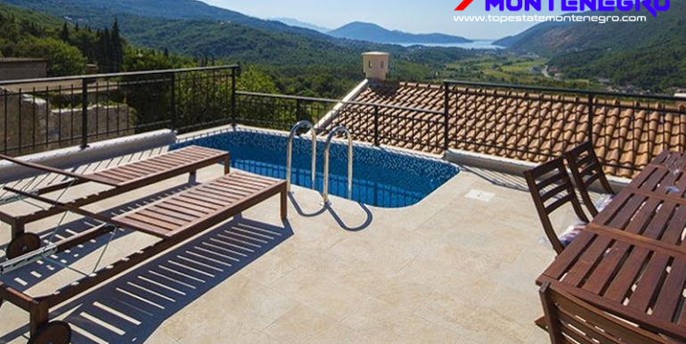Renoviertes Steinhaus Lucici, Herceg Novi-Top Immobilien Montenegro