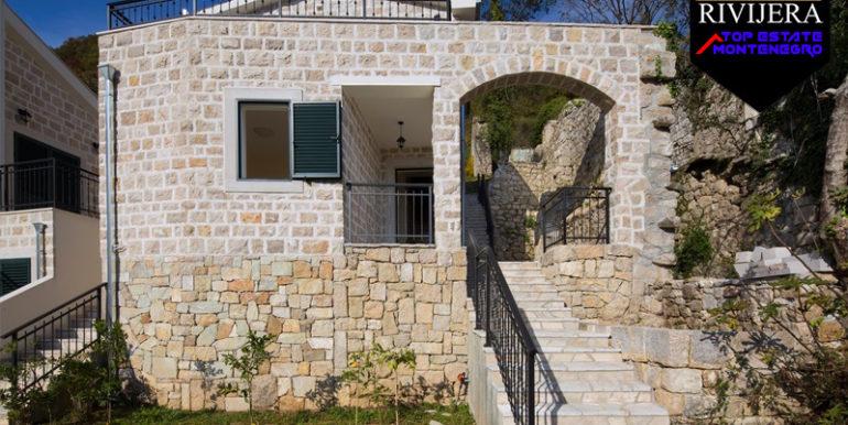 Современный каменный дом Лучичи, Герцег Нови-Топ недвижимости Черногории