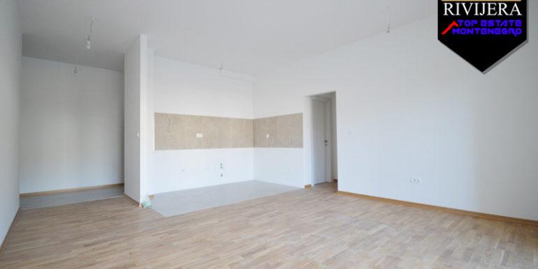New unfurnished apartment Bijela, Herceg Novi-Top Estate Montenegro