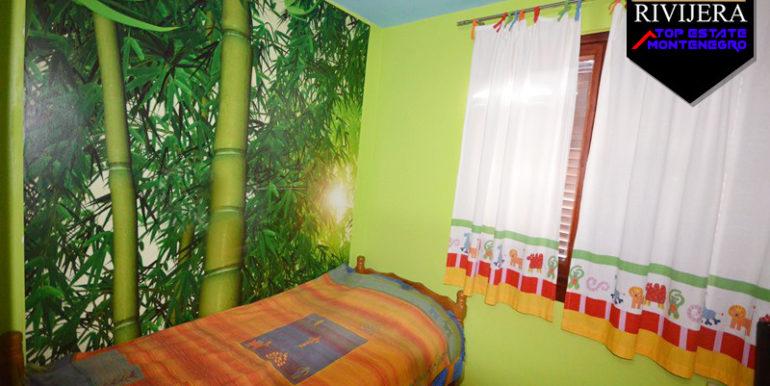 Renovierte Zwei Zimmer Wohnung Topla, Herceg Novi-Top Immobilien Montenegro