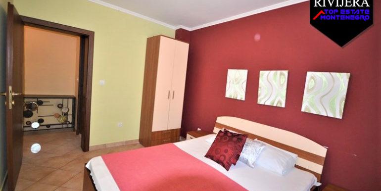Хорошая квартира с одной спальней Нивице, Герцег Нови-Топ недвижимости Черногории