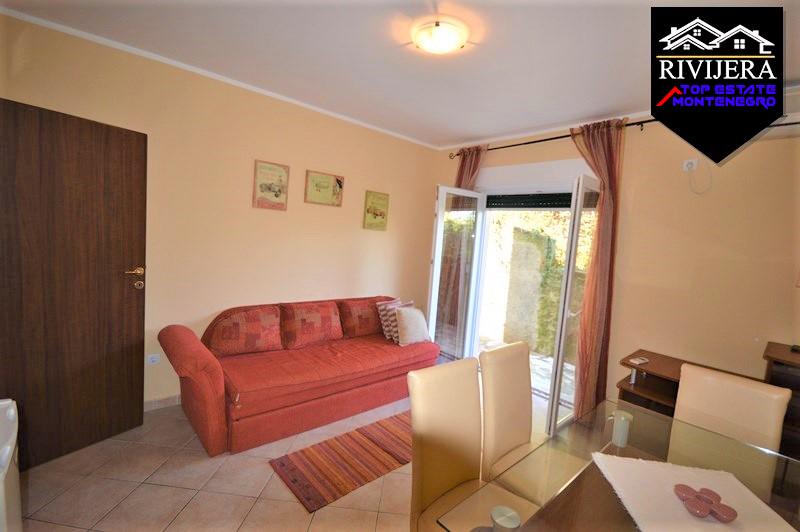 Furnished nice apartment Njivice, Herceg Novi