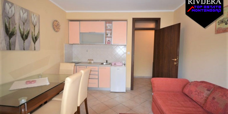 Nice one bedroom apartment Njivice, Herceg Novi-Top Estate Montenegro