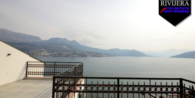 Новая замечательная квартира Нивице, Герцег Нови-Топ недвижимости Черногории
