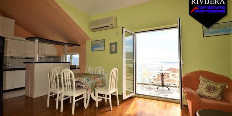 3-sobni stan sa pogledom na more, Herceg Novi-Top Nekretnine Crna Gora