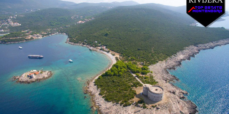 Land for sale Miriste, Lustica, Herceg Novi-Top Estate Montenegro