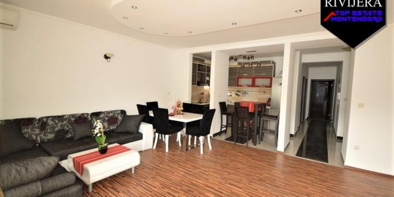 Гламурная квартира с двумя спальнями недалеко от портонови Дженовичи, Герцег Нови-Топ недвижимости Черногории