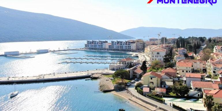 Glamouröse Zwei Zimmer Wohnung nähe Portonovi Djenovici, Herceg Novi-Top Immobilien Montenegro