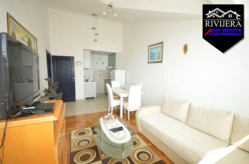 Fine one bedroom apartment Bijela, Herceg Novi-Top Estate Montenegro