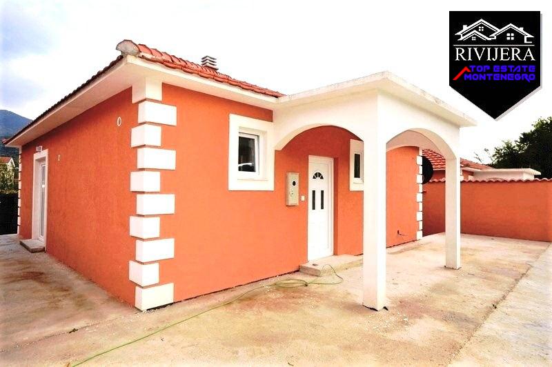 Cheap new house in Zelenika, Herceg Novi
