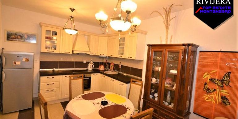 Квартира с видом на море Топла, Герцег Нови-Топ недвижимости Черногории