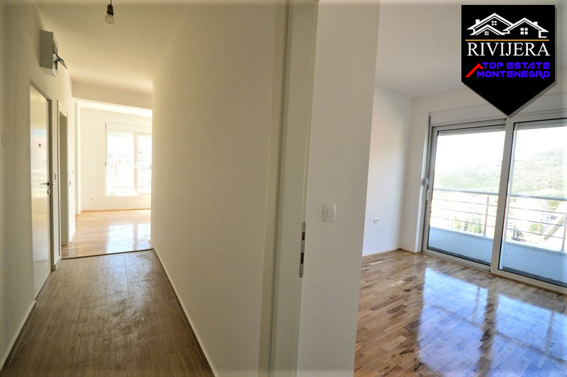 New unfurnished two bedroom apartment Topla