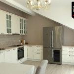 Moderan stan u podkrovlju Topla, Herceg Novi-Top Nekretnine Crna Gora