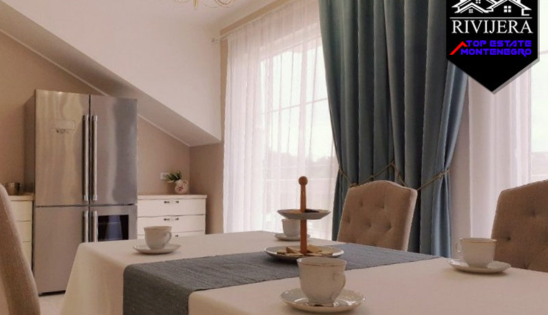 Modern penthouse apartment Topla, Herceg Novi-Top Estate Montenegro