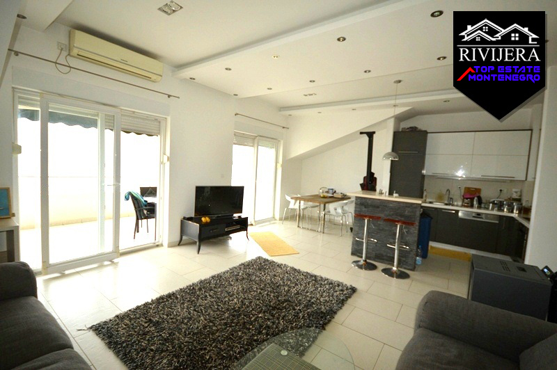 Attractive two bedroom flat Topla, Herceg Novi