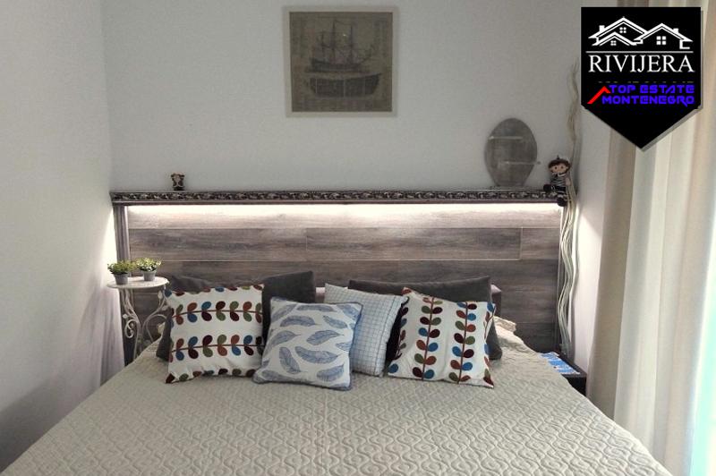 Хорошая квартира с одной спальней Петровац, Будва-Топ недвижимости Черногории