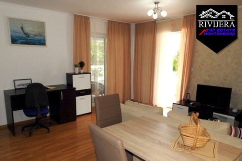 Schöne Einzimmerwohnung Petrovac, Budva-Top Immobilien Montenegro