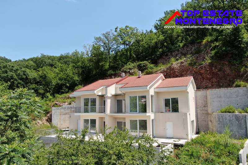 Modern house with sea view Topla, Herceg Novi-Top Estate Montenegro