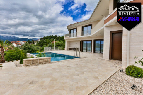 Modern villa in popular location, Tivat-Top Estate Montenegro