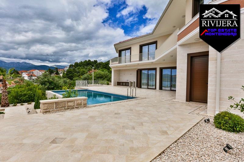 Modern villa in popular location, Tivat-Top Estate Montenegro