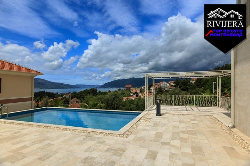 Moderne Villa in beliebter Lage, Tivat-Top Immobilien Montenegro
