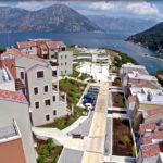 Люкс двухкомнатная квартира Mоринй, Котор-Топ недвижимости Черногории