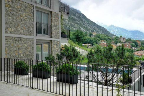 Newly built apartment Dobrota, Kotor-Top Estate Montenegro