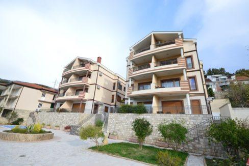 Wohnung in Ferienanlage Zelenika, Herceg Novi-Top Immobilien Montenegro