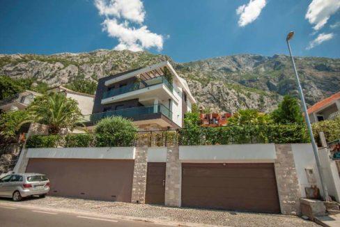 Atemberaubendes premium Haus Kotor-Top Immobilien Montenegro