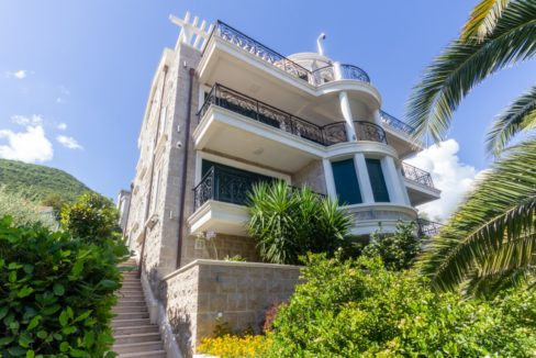 High quality villa Bijela, Herceg Novi-Top Estate Montenegro