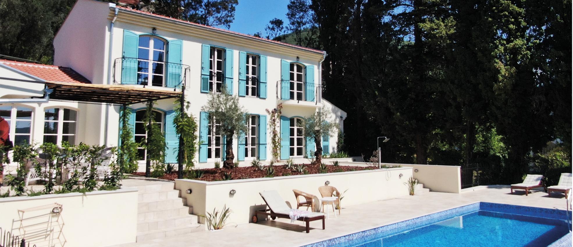 Elegantna vila izuzetnog kvaliteta u blizini Herceg Novog