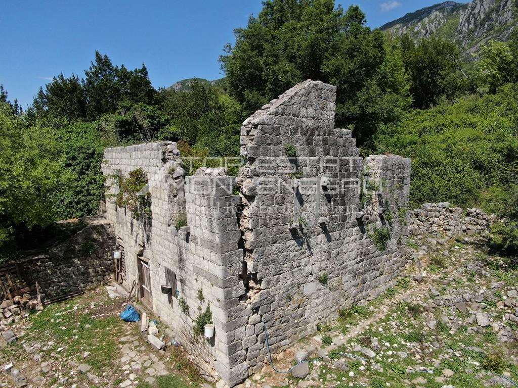 Traditional Ruin in Zelenika, Herceg Novi