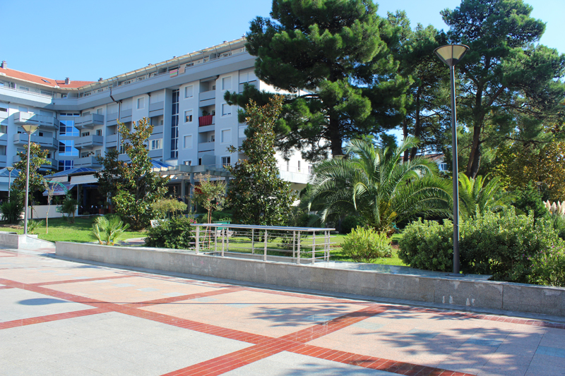 Attractive one bedroom apartment Center, Tivat