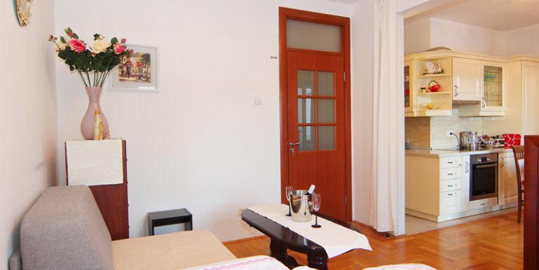 Роскошная квартира с одной спальней Центр, Тиват-Топ недвижимости Черногории
